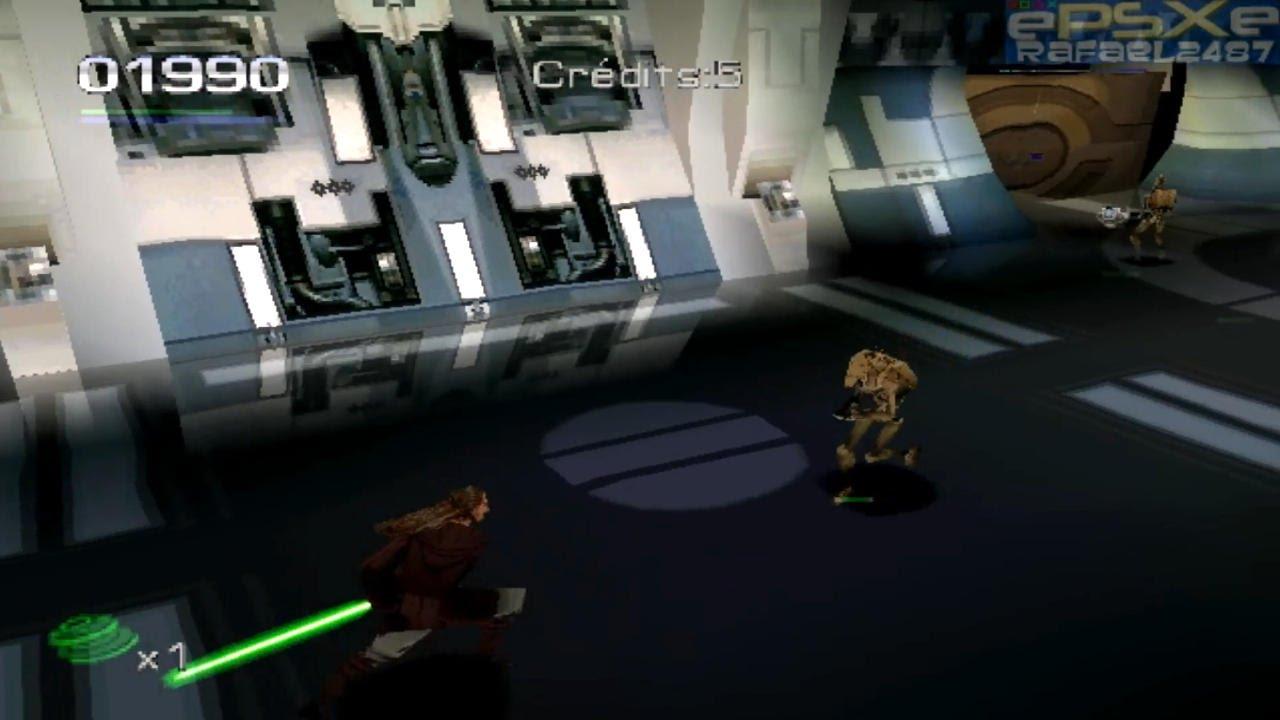 Star Wars Episode I: Jedi Power Battle