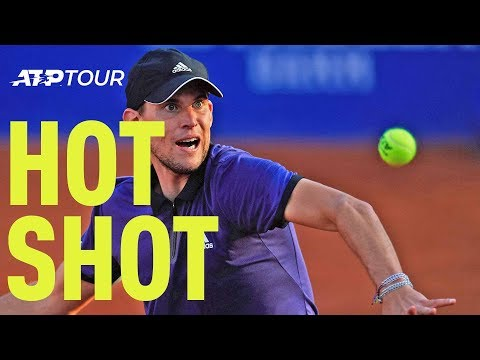 Hot Shot: Don't Bend It Like Beckham, Bend It Like Thiem!