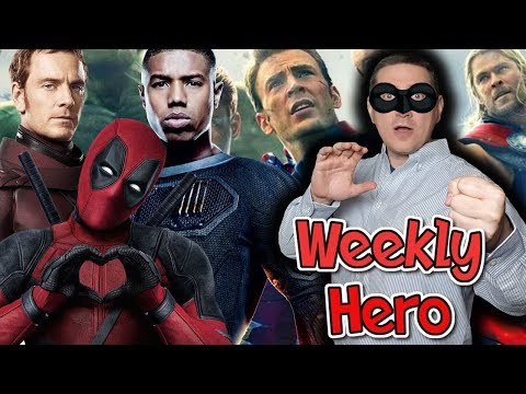 MCU Family All Come Home, Deadpool Keeps R Rating - The Weekly Hero