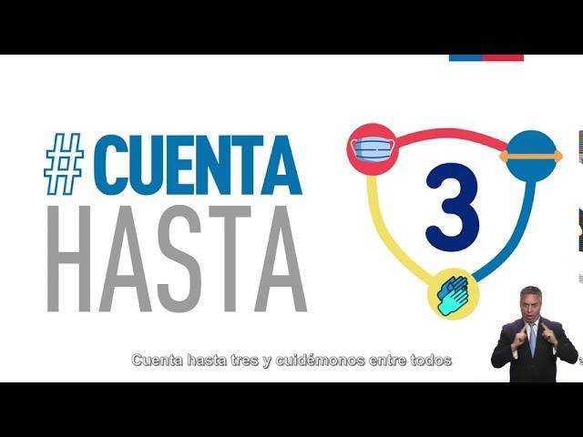 #CuentaHasta3