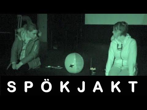 Spökjakt - Sjömanskyrkan i Gävle - LaxTon Spökjägare