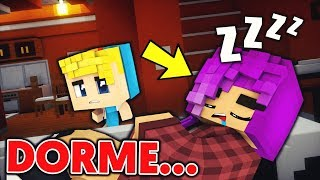 MENTRE MAMMA MAG DORME... CraftUniversity Baby (Minecraft ITA Roleplay)