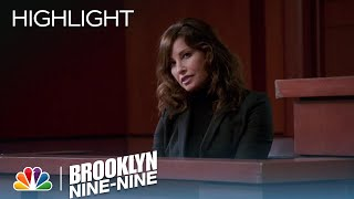 Hawkins Proves That Jake And Rosa Are Guilty | Season 4 Ep. 22 | BROOKLYN NINE-NINE
