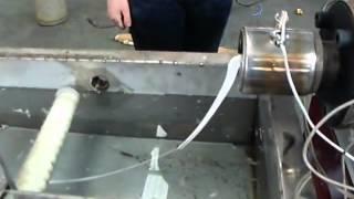 Экструзионное оборудование, станки для производства профиля ПВХ, ГАРПУН, для натяжных потолков(, 2014-07-08T06:56:37.000Z)