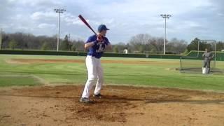 Chase Andrews baseball video