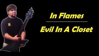 (m22) In Flames - Evil In A Closet (Cover)