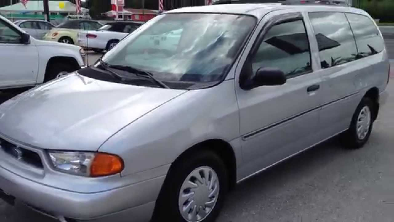 1998 Ford Windstar Gl View Inventory Fortmyerswa Com