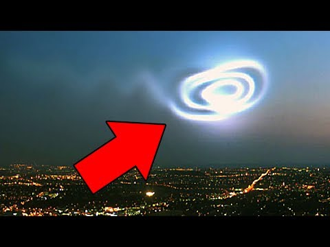 5 UNEXPLAINED MYSTERIES in the Sky Caught on Camera