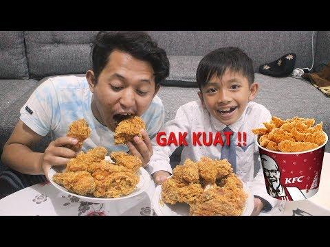 DIWAN BUKA PUASA PAKE 2 EMBER KFC !!!   FIKRIFADLU
