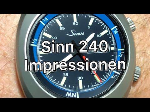 Impressionen: Sinn 240 St Und Sinn 240 St GZ