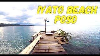 Perjalanan dari rumah ke pantai iyato beach - timelapse (gopro)