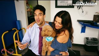 Dr. Jason - MY WIFE COMES IN FOR HER ALIGNMENT **FEATURING RIO**