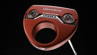 TaylorMade TP Putter Red
