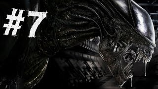 Aliens Colonial Marines Gameplay Walkthrough Part 7 - One Bullet - Mission 7