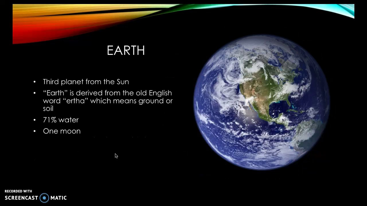 Objects In Our Solar System - YouTube