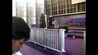 Charelle Unique singing For Every Mountain by Kurt Carr