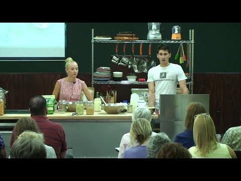 Make Your Own Probiotics with Ben & Jessa Greenfield