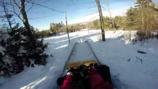 Bear Hill Luge 2014