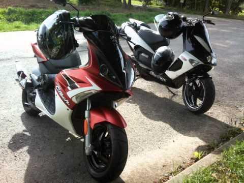 Meine SR50 :) und mein alter Rox