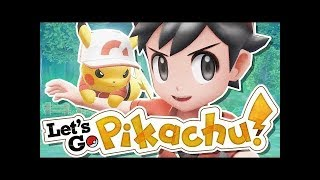 DanTDM - I Played Pokemon Let's Go Pikachu & Eevee EARLY!!