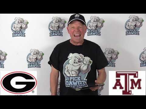 Texas A&M vs Georgia 2/15/20 Free College Basketball Pick and Prediction CBB Betting Tips