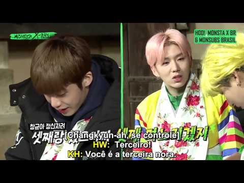 MONSTA X-RAY ep. 3 [Legendado PT-BR]