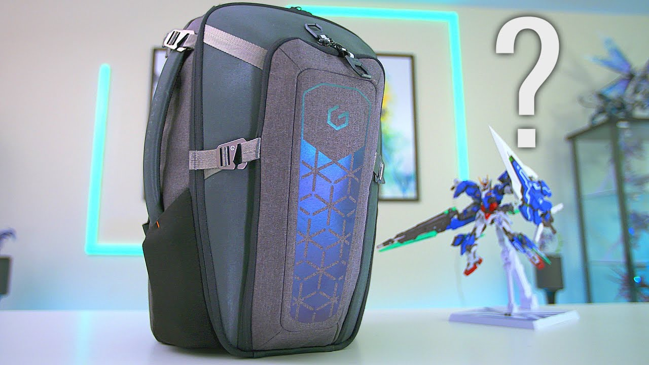 c0e4f2b7e77068 So I Found The Ultimate Gadget Backpack... - YouTube