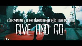 Kdoe ft. LilBeno x Drego x 42Dugg x EWM Buck - Give N Go Shot By @Kogoloud