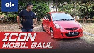 Mobil Pria Idaman Cewek-Cewek Pada Jamannya   Review Honda Jazz GD3   Olx Indonesia