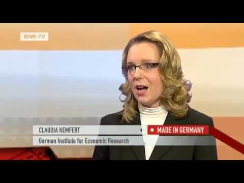 Interview with Claudia Kemfert (DIW),Part two | Made in Germany