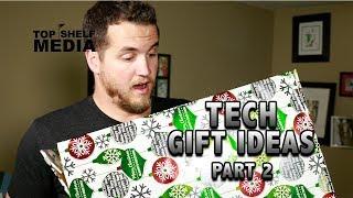 Tech Gift Ideas - pt2