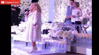 ПУГАЧЁВА рассмешила гостей на свадьбе внука тостом. СМОТРЕТЬ ВСЕМ!!!