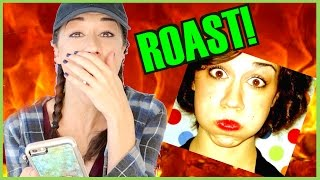 ROAST ME CHALLENGE! by : PsychoSoprano