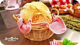 No knead Bread | Sweet & Easy - Enie backt