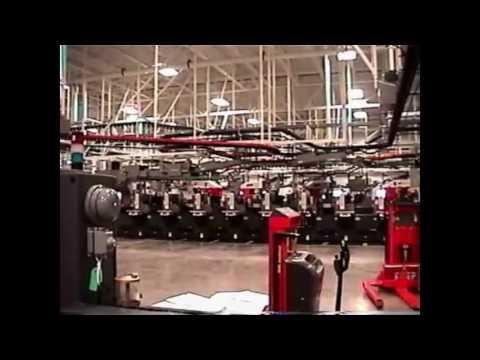 Inside Gannett's Central New York Production Facility