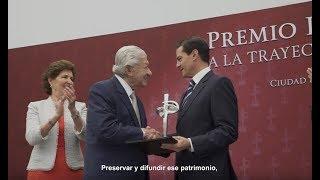 Encuentros con el Presidente - Premio Luz de Plata 2018