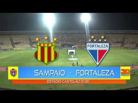 SAMPAIO 1X0 FORTALEZA - BRASILEIRO SERIE B 2018