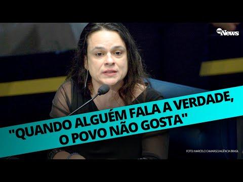 🎥 JANAÍNA SURPREENDE E REVELA QUE QUASE MORREU POR SEGUIR ORIENTAÇÃO DE MANDETTA