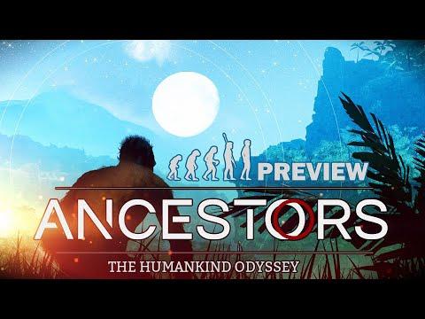 ANCESTORS 🐵 PREVIEW 1: Fressen Und Gefressen Werden