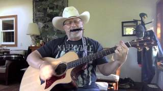 1631 -  A Thousand Miles From Nowhere -  Dwight Yoakum cover with chords and lyrics