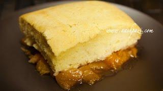 Peach Cobbler (nectarines Cobbler) Recipe