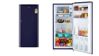 Whirlpool 190 L 3 Star Direct-Cool Single Door Refrigerator