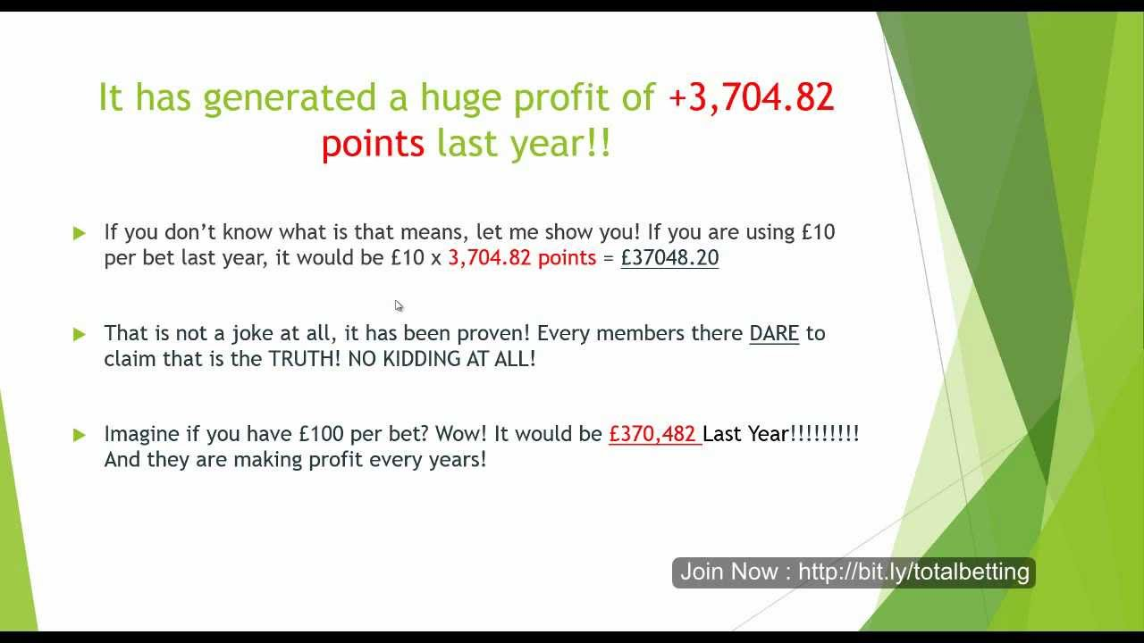 total betting club