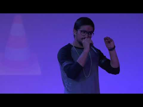 Rap Performance by Student at Annual Fest | Mass com Classes in Delhi | RKFMA - 9310047775