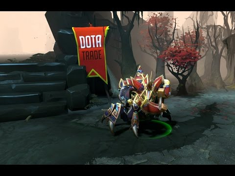 Sovereign of the Hive Nyx Assassin set preview Dota 2