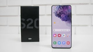 Samsung Galaxy S20+ Review with Pros & Cons