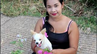 Wow Amazing Beautiful Girl Playing With Dog   Smart & Funny Dog Part 24