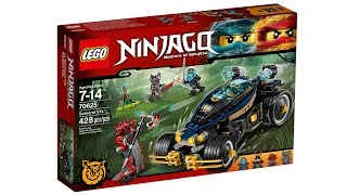 Lego News: Lego Ninjago 2017 Winter Sets Official Images