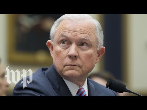 Sessions makes remarks on national security and immigration