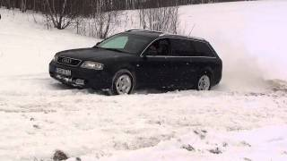 Audi A6 25 TDI quattro